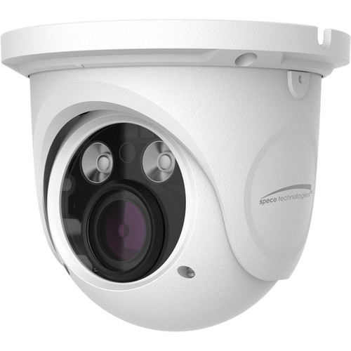 Speco Technologies O4DT6M 4MP Outdoor Network Turret Camera with Night Vision