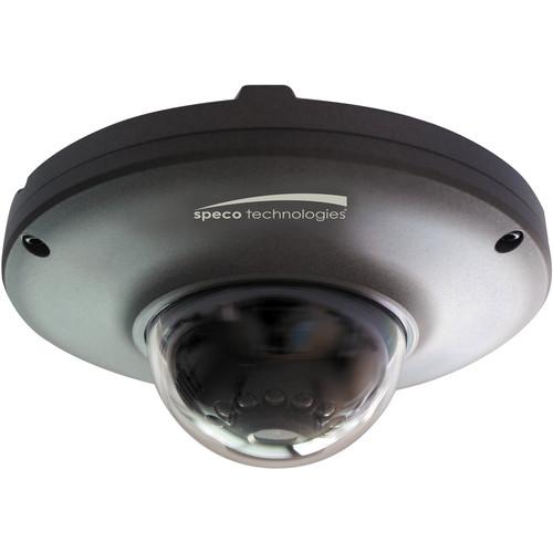 Speco Technologies O5MDP1 5MP Outdoor Network Mini Dome Camera (Dark Gray)