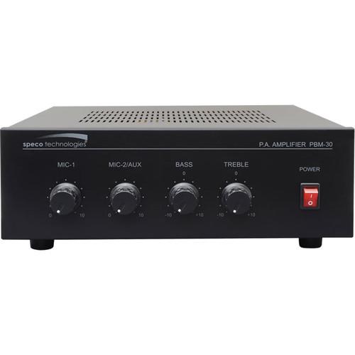 Speco Technologies 30W RMS Public Address Amplifier