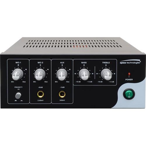 Speco Technologies PVL Series 15W Public Address Amplifier