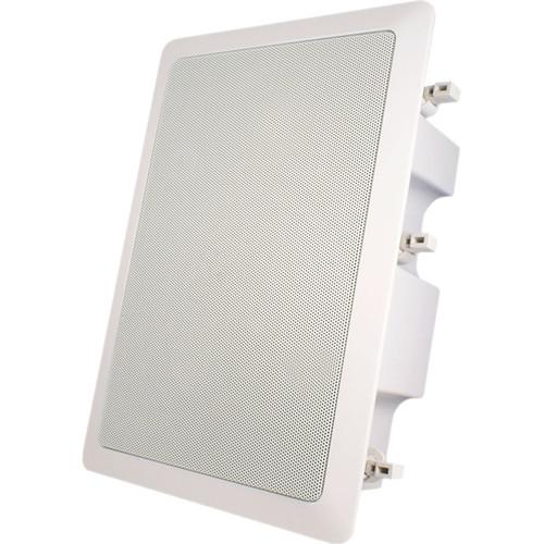 "Speco Technologies 6.5"" 70/25V In-Wall Speaker with Backbox"