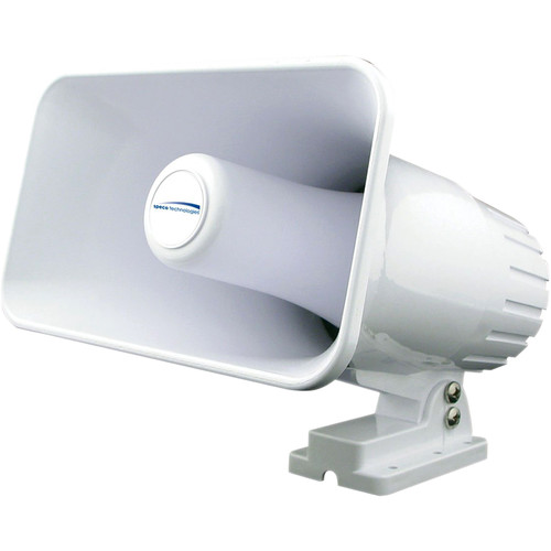 """Speco Technologies 5 x 8"""" Weatherproof ABS PA Horn Speaker (8 Ohm)"""