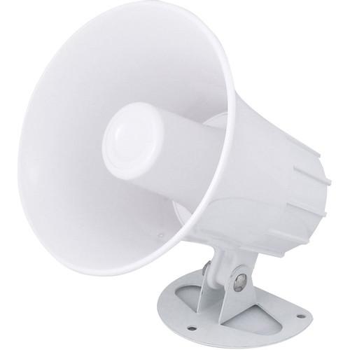 "Speco Technologies 5"" Weatherproof PA Speaker Horn with Metal Base"
