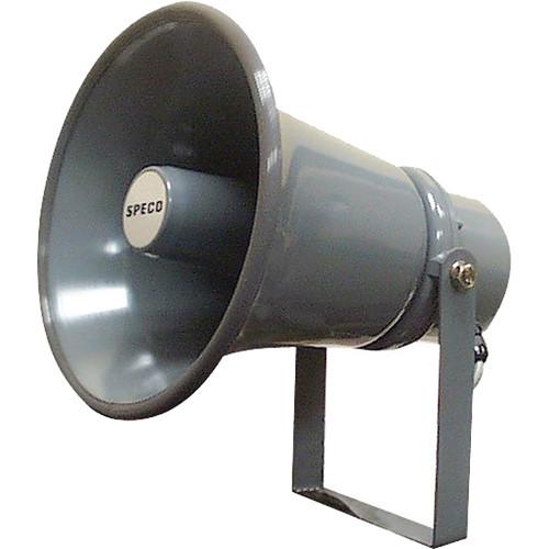 """Speco Technologies SPC15T 8"""" Weatherproof PA Speaker Horn"""