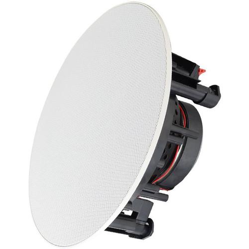 """Speco Technologies Custom Designer Series 6.5"""" In-Ceiling Speaker (Pair, White)"""