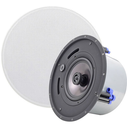 "Speco Technologies Contractor Elite 6.5"" 70V In-Ceiling Speaker"