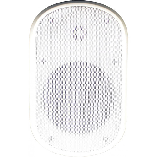 """Speco Technologies 8"""" Outdoor Speaker with Transformer (White)"""