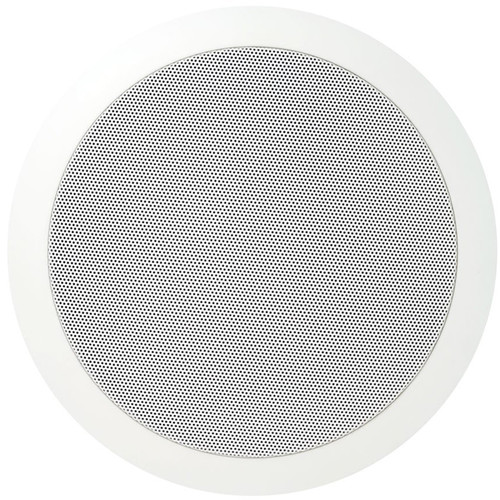 "Speco Technologies 8"" 70/25V Modern Grille In-Ceiling Speaker"
