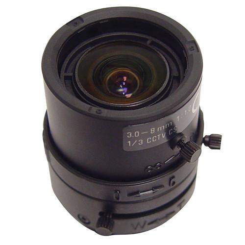 Speco Technologies 3.5 to 8mm Manual Iris Varifocal Lens