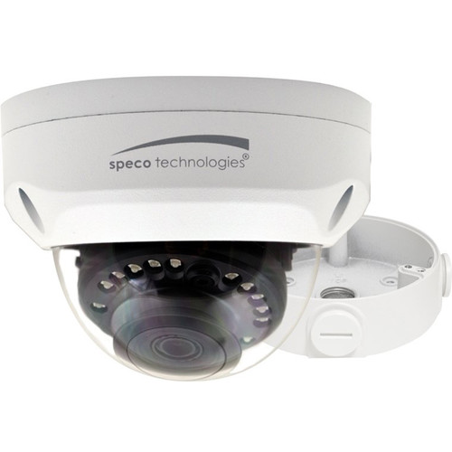 Speco Technologies Multi-Format HD Analog Dome Camera with Junction Box