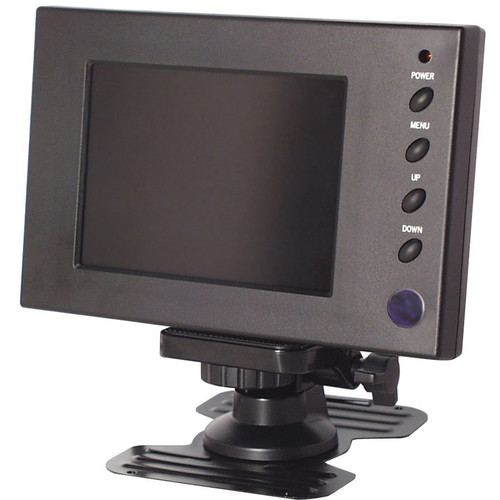 "Speco Technologies VM5LCD 5"" TFT Color LCD Monitor with Remote Control"