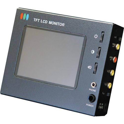 Speco Technologies VMS2 Portable CCTV Installation & Testing LCD Monitor
