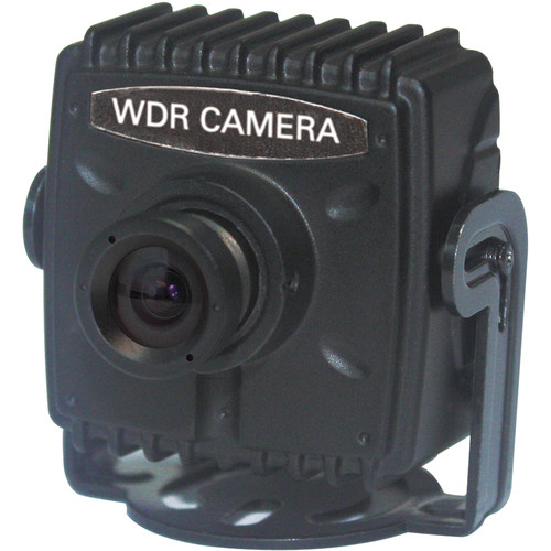Speco Technologies WDR705H 960H Indoor 4mm Color WDR Day Miniature Board Camera (Black, NTSC)