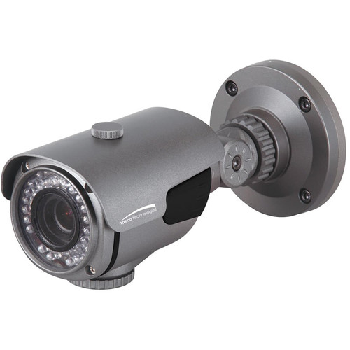 Speco Technologies WDRB10H 960H WDR Indoor/Outdoor Day & Night IR Bullet Camera with 2.8-12mm Lens (NTSC, Dark Gray)