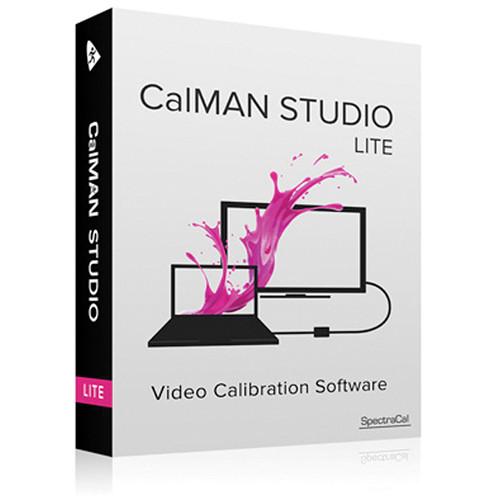 SpectraCal CalMAN Studio Lite Software (Download)