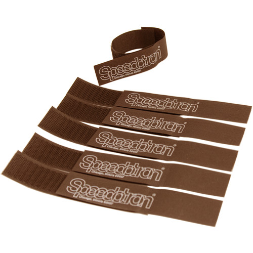 Speedotron Cord Lox Pack of 6 (Brown)