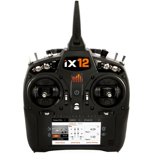 Spektrum iX12 Intelligent 12-Channel Transmitter with AR9030T Receiver