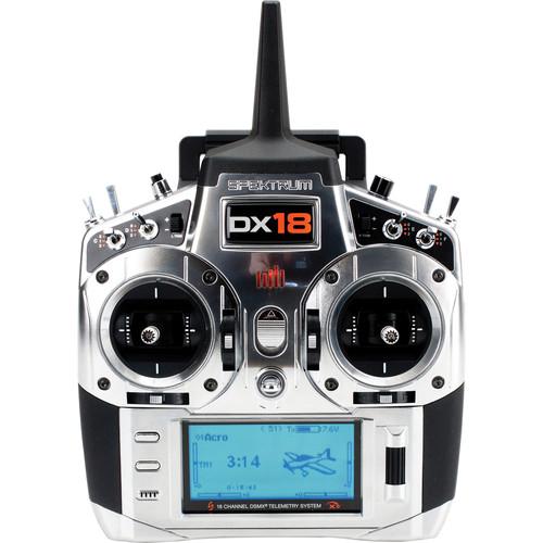 Spektrum SPM18100 DX18 18-Channel System Generation 2 (Mode 2)