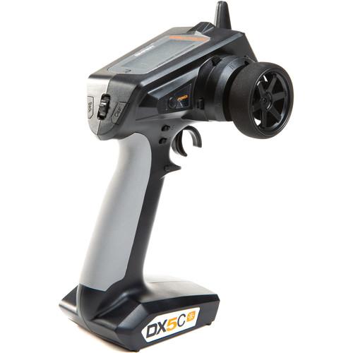 Spektrum DX5C 5-Channel DSMR RC Remote Control with SR6100AT Receiver