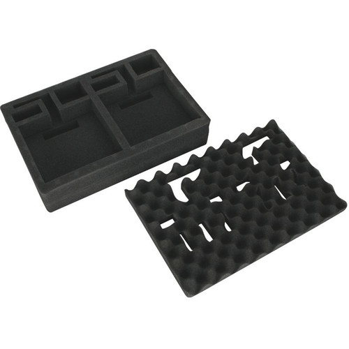Spektrum Foam Insert Set for Deluxe Double Aircraft Transmitter Case