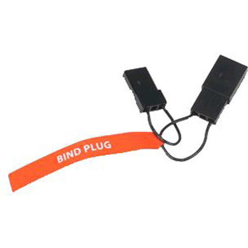 Spektrum Male/Female Universal Bind Plug for Spektrum Receivers