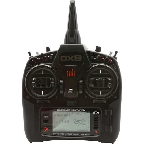 Spektrum Spm9900 Dx9 Dsmx Transmitter And Receiver Spm9900 B Amp H