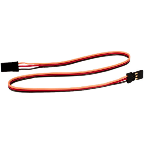 "Spektrum Heavy-Duty Male to Male Servo Extension (12"")"