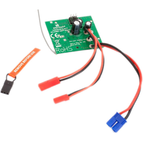 Spektrum Replacement Receiver / ESC Unit for HobbyZone Delta Ray Aircraft