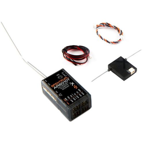 Spektrum 8-Channel Air Integrated Telemetry Receiver
