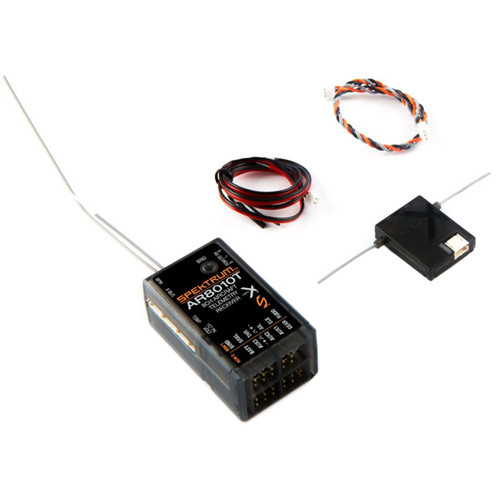 Spektrum 8-Channel Air Integrated Telemetry Receiver