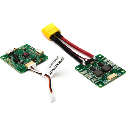 Spektrum Flight Control & PDB for TheoryXL and Stealth Conspiracy Drones