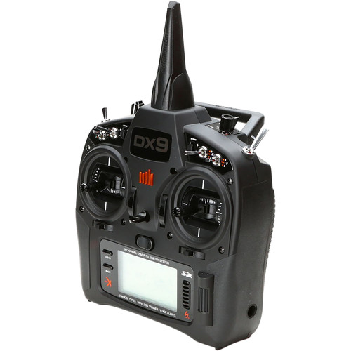 Spektrum DX9 Transmitter Only (Black) MD2