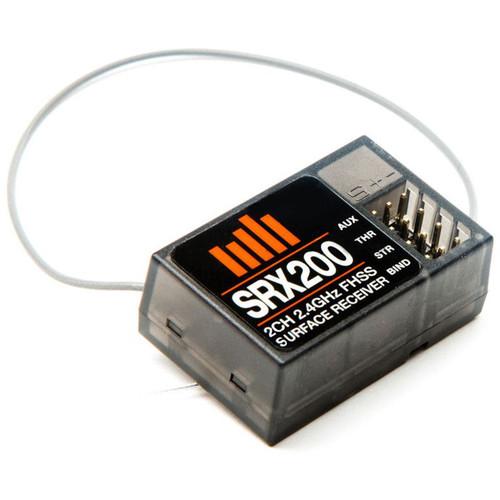 Spektrum SRX200 2.4 GHz 2-Channel FHSS Receiver