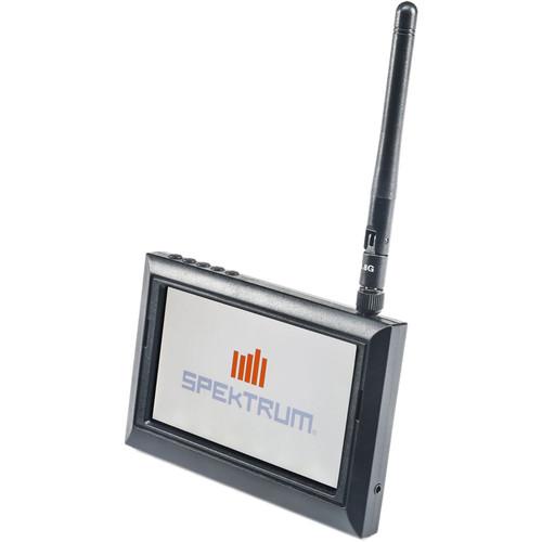 "Spektrum 4.3"" FPV Video Monitor with DVR"