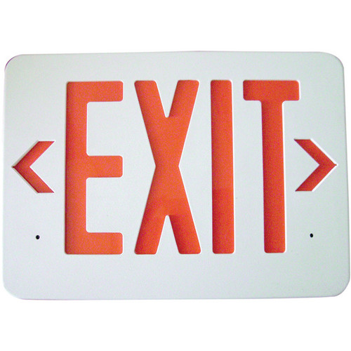 Sperry West SW2400DW Working Exit Sign Covert Color Camera