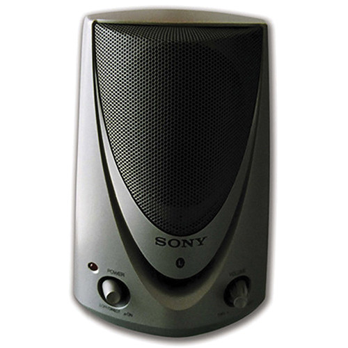 Sperry West SW2800DVR Desktop Speaker Covert Camera with Built-In DVR