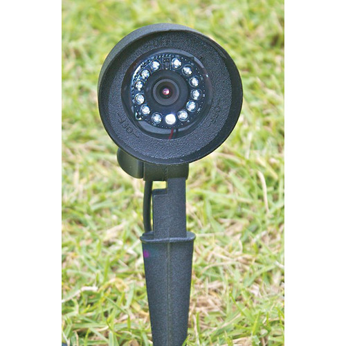Sperry West SWIR1201 Outdoor Garden Type Light Color Covert Camera
