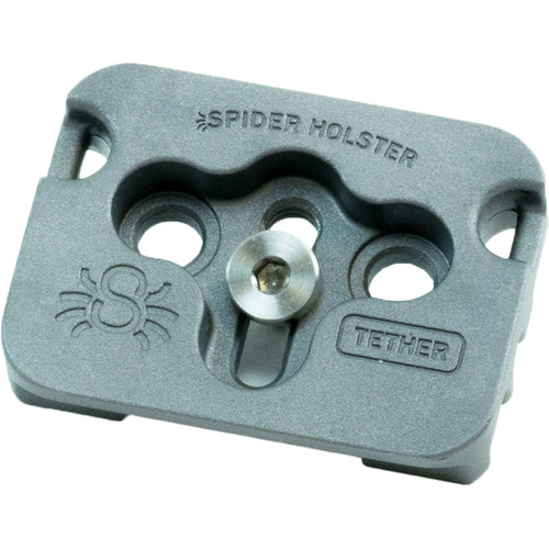 Spider Camera Holster SpiderPro Tether Adapter Plate