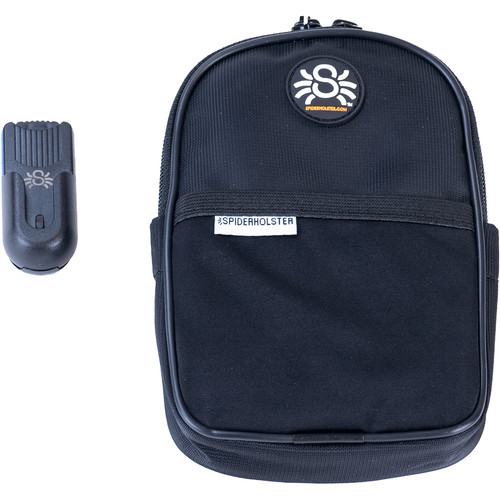 Spider Camera Holster Spider Monkey Utility Pouch (Black)