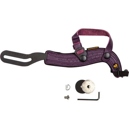 Spider Camera Holster SpiderPro Hand Strap (Purple)