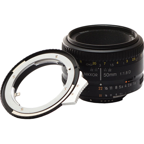 Spiffy Gear Light Blaster Nikon to Canon Lens Adapter