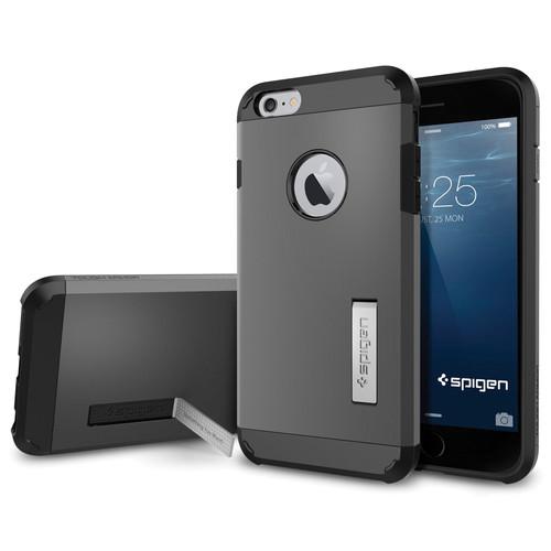 Spigen Tough Armor Case for iPhone 6 Plus/6s Plus (Gunmetal)