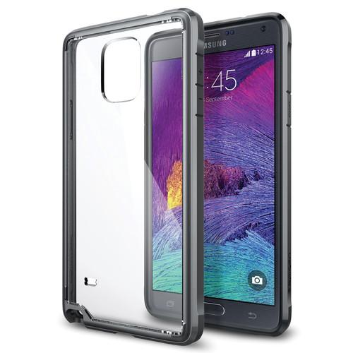 Spigen Ultra Hybrid Case for Samsung Galaxy Note 4 (Gunmetal)