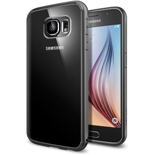 Spigen Ultra Hybrid Case for Samsung Galaxy S6 (Gunmetal)