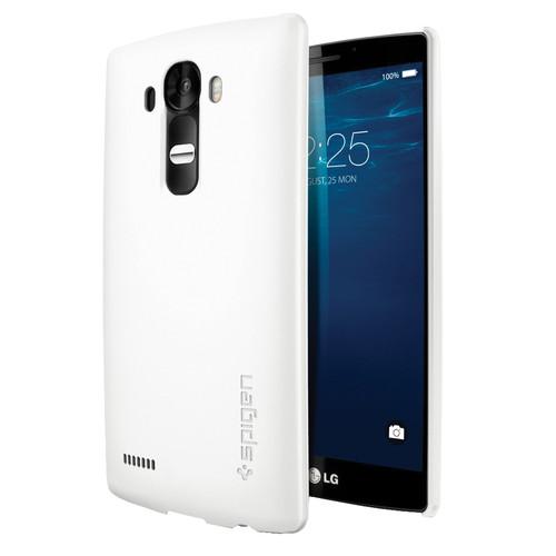 Spigen Thin Fit Case for LG G4 (Shimmery White)