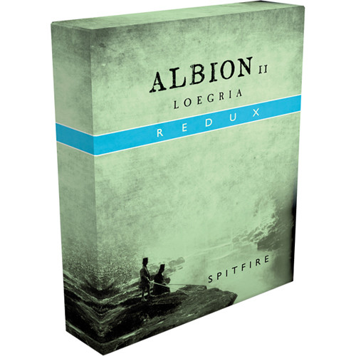 Spitfire Audio Albion II Loegria Composer Tools (Download)