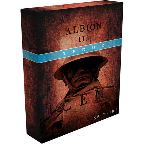 Spitfire Audio Albion III Iceni Composer Tools (Download)