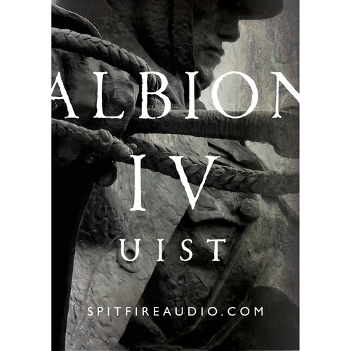 Spitfire Audio Albion IV Uist Composer Tools (Download)