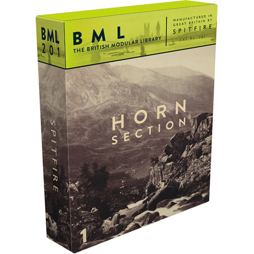 Spitfire Audio Horn Section Volume 1 - Orchestral Horn Sample Library (Download)