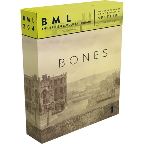 Spitfire Audio Bones Volume 1 - Trombones Sample Library (Download)